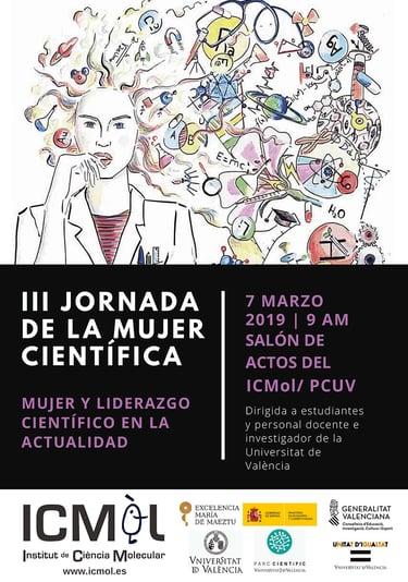 Cartel III Jornada de la Mujer Científica-1