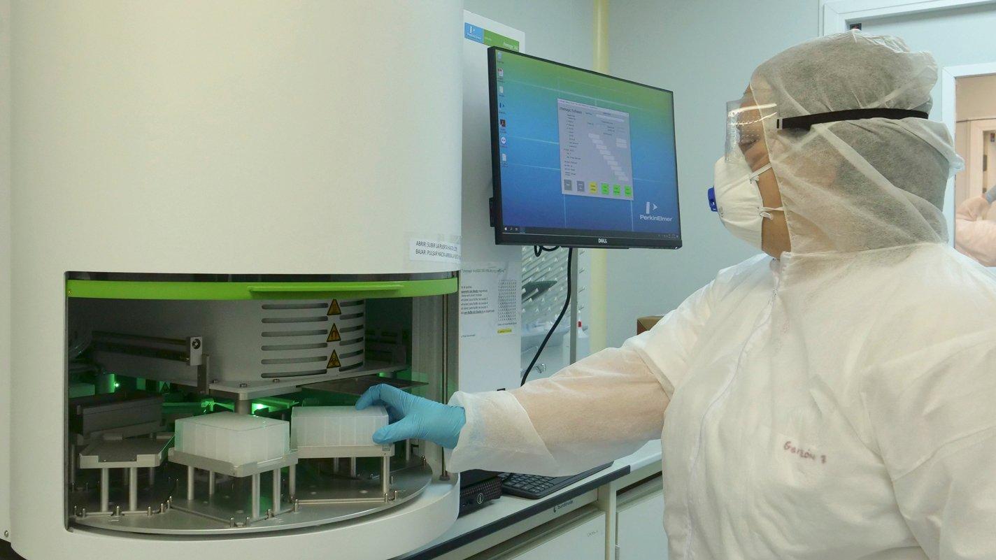 Laboratorio diagnostico de COVID por PCR_UV y Epidisease_2_web