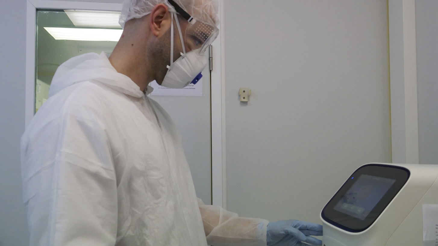 Laboratorio diagnostico de COVID por PCR_UV y Epidisease_4_web
